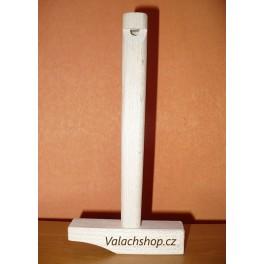 Reklamní dřevěné kladivo s píšťalkou