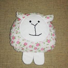 Hadrová hračka ovečka