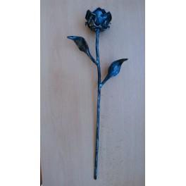 Kovaná růže velká rozvinutá