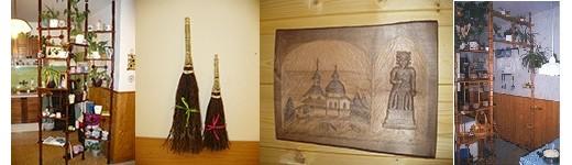 Dekorace a doplňky ze dřeva