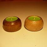 Dekorativní čajové svíčky