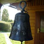 kovaný zvon