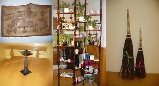 Bytové doplňky a dekorace